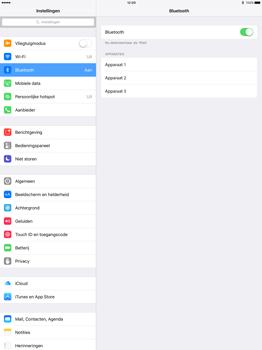 Apple iPad Pro - Bluetooth - Koppelen met ander apparaat - Stap 5