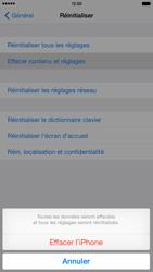 Apple iPhone 6 Plus - iOS 8 - Téléphone mobile - Réinitialisation de la configuration d
