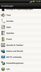 HTC Z520e One S - Software - Update - Schritt 4