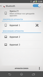 Sony D5503 Xperia Z1 Compact - Bluetooth - koppelen met ander apparaat - Stap 10
