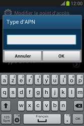 Samsung Galaxy Fame Lite - MMS - Configuration manuelle - Étape 14