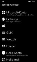 Nokia Lumia 635 - E-Mail - Konto einrichten - Schritt 6