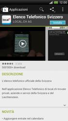HTC One X - Applicazioni - Installazione delle applicazioni - Fase 8