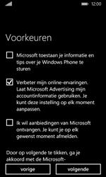 Nokia Lumia 530 - apps - account instellen - stap 20