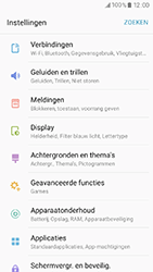 Samsung Galaxy A3 (2017) - Android Marshmallow - internet - activeer 4G Internet - stap 3