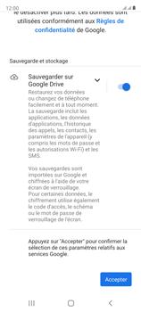 Samsung Galaxy S20 FE - Applications - Créer un compte - Étape 17