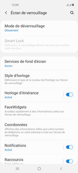 Samsung Galaxy A21s - Sécuriser votre mobile - Activer le code de verrouillage - Étape 5