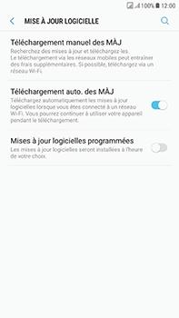 Samsung Galaxy J7 (2017) - Appareil - Mises à jour - Étape 6