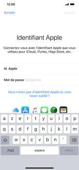 Apple iPhone XR - Données - créer une sauvegarde avec votre compte - Étape 6