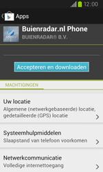 Samsung I9105P Galaxy S II Plus - apps - app store gebruiken - stap 14