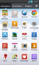 LG P710 Optimus L7 II - E-Mail - E-Mail versenden - Schritt 3