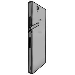 Sony Xperia Z - SIM-Karte - Einlegen - Schritt 3