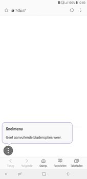 Samsung Galaxy J4 Plus - internet - handmatig instellen - stap 23