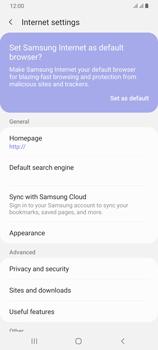 Samsung Galaxy A70 - Internet - Manual configuration - Step 26