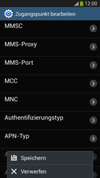 Samsung SM-G3815 Galaxy Express 2 - Internet und Datenroaming - Manuelle Konfiguration - Schritt 16