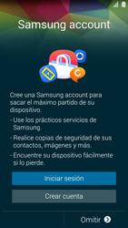 Samsung G900F Galaxy S5 - Primeros pasos - Activar el equipo - Paso 12