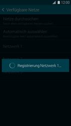 Samsung Galaxy S 5 - Netzwerk - Manuelle Netzwerkwahl - Schritt 11