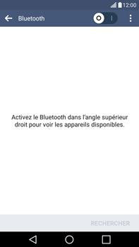LG H365 G4 Stylus - Bluetooth - jumelage d