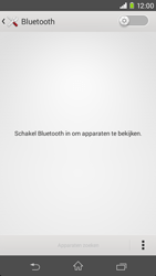 Sony Xperia M2 - bluetooth - aanzetten - stap 5
