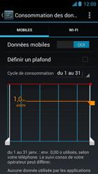 Acer Liquid Z5 - Internet - désactivation du roaming de données - Étape 5