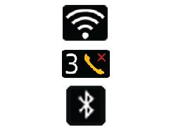 BlackBerry 9720 - Premiers pas - Comprendre les icônes affichés - Étape 14