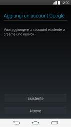 LG G3 - Applicazioni - Configurazione del negozio applicazioni - Fase 4