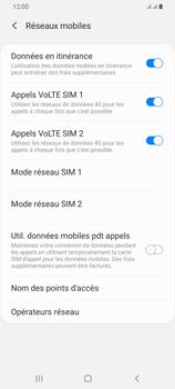 Samsung Galaxy A42 5G - Aller plus loin - Désactiver les données à l'étranger - Étape 6