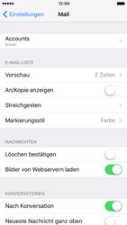 Apple iPhone 7 - Datenschutz und Sicherheit - Kontakte, E-Mail und Fotos mit Gmail synchronisieren - 4 / 8