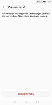 Huawei Mate 10 Lite - Fehlerbehebung - Handy zurücksetzen - 10 / 11