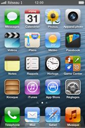 Apple iPhone 4 - iOS 6 - Réseau - utilisation à l'étranger - Étape 10