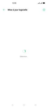 Oppo Reno 4Z - Aller plus loin - Mettre à jour le logiciel interne de votre mobile - Étape 6
