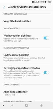 Samsung galaxy-a6-sm-a600fn-ds - Beveiliging en ouderlijk toezicht - Hoe wijzig ik mijn SIM PIN-code - Stap 6
