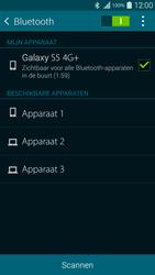 Samsung G901F Galaxy S5 4G+ - Bluetooth - Aanzetten - Stap 6