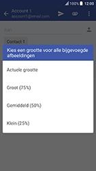 HTC U Play - e-mail - hoe te versturen - stap 16