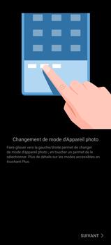 Huawei P40 Pro - Photos, vidéos, musique - Créer une vidéo - Étape 3