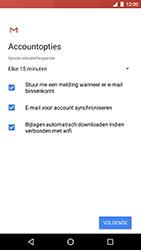 LG Nexus 5X - Android Oreo - E-mail - Handmatig instellen - Stap 20