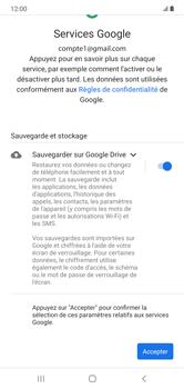 Samsung Galaxy Note 10+ - Applications - Créer un compte - Étape 18