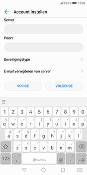 Huawei P Smart (Model FIG-LX1) - E-mail - Account instellen (POP3 zonder SMTP-verificatie) - Stap 11