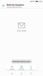Huawei P9 - Android Nougat - E-mail - envoyer un e-mail - Étape 15