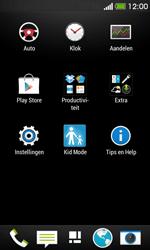 HTC Desire 500 - Wifi - handmatig instellen - Stap 3