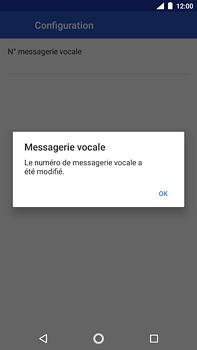 Nokia 6 (2018) - Messagerie vocale - Configuration manuelle - Étape 11