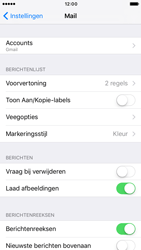 Apple iPhone 7 - E-mail - handmatig instellen (gmail) - Stap 9