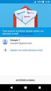 Sony Xperia XA2 Ultra - E-mail - Configuration manuelle (gmail) - Étape 15