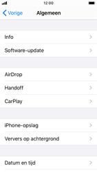 Apple iPhone SE - iOS 13 - software - update installeren zonder pc - stap 4
