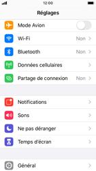 Apple iPhone SE - iOS 13 - Sécurité - modifier SIM PIN - Étape 3