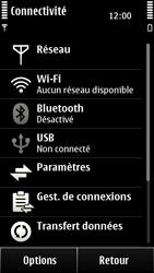 Nokia 500 - Internet - configuration manuelle - Étape 5