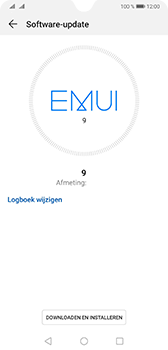 Huawei Mate 20 - Toestel - Software update - Stap 8
