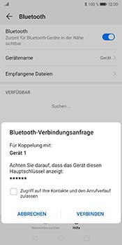 Huawei Mate 10 Pro - Android Pie - Bluetooth - Verbinden von Geräten - Schritt 7