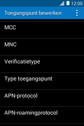 Samsung G130HN Galaxy Young 2 - Internet - handmatig instellen - Stap 13