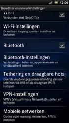 Sony Xperia Arc - Internet - Handmatig instellen - Stap 5